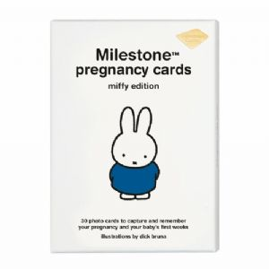 Pregnancy Cards by Milestone™ - Miffy Edition